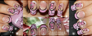 Nail art 117 by ChocolateBlood