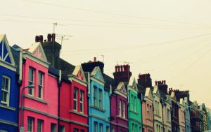 Colorful Brighton by La-Civetta