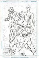 Gen 13 Commission by sunny615