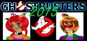 2015 Ghostbusters RPG Cover! by BalloonPrincess
