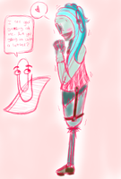 34 Meets Clippy by Techgirl10