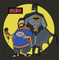 Fatman on Batman by tyrannus