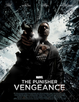 THE PUNISHER: VENGEANCE - POSTER I by MrSteiners