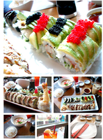 Sushi in chicago by kaze-fox