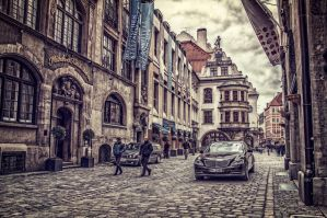 Magical Munich XXVIII by Michela-Riva