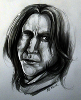 Snape by Susiron