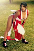 Mai Shiranui - Nippon Ichi ! by dashcosplay