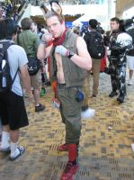 Otakon 2013 - Fox McCloud 2 by TujoThePanda