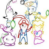 Super Pikmin RPG?! by gameaddict123