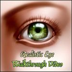 Realistic Eye Process by Bhansith