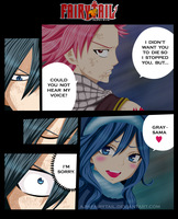 FairyTail 392 - I'm Sorry by AJM-FairyTail