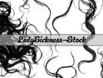 hair2_brushes by ladysickness