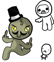 Dr Greed? by SCP-079