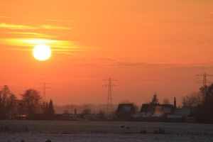 12-12-08 The Sunset 8 by Herdervriend
