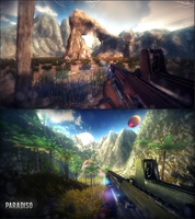 Unity 3D Outdoors Environments by GreyPWalker