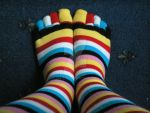 WOW MAH SOCKS by zim-zoe
