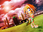 Tikal the Echidna by R-no71