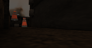 Dalek + DL by Valforwing
