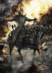 Horseman of the Apocalypse by ianessom