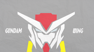 Gundam Wing wallpaper by SpaceDelusion