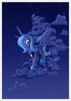 Luna Cloud Walker by mysticalpha