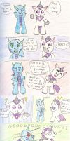 Creature Capers: Braces by theseadragon
