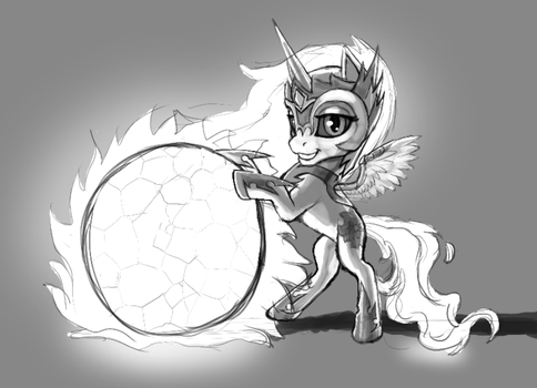 Sunball - WIP by WWRedGrave