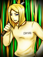 SE - Mifune by HolyDemon
