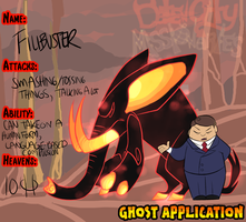 Ghost: Filibuster by Zyuz