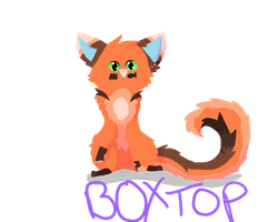 Boxtop be Lineless by AnamayCat
