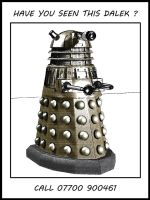 have you seen this dalek? by StephaneB1