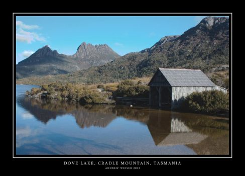 Dove Lake, Cradle Mountain by WiseWanderer