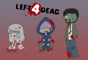 Left4Dead by subomi-chan99