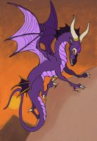 Jazmare the Dragon (Colors) by LinmirianJoyrex