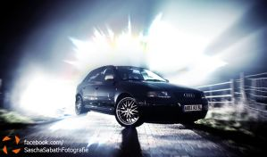 Audi A3 Anomaly by sazzy1902