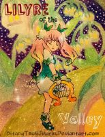 LiLyre of the Valley - Front Cover by SitangTsukiJikarin