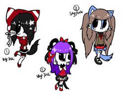 .:Sonic Lite Adoptables 2:. by Sky-Yoshi