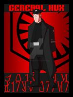 Officers of the First Order: General Armitage Hux by TheScarletMercenary