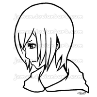 KH358-2 Day - XIV Xion lineart by jemax
