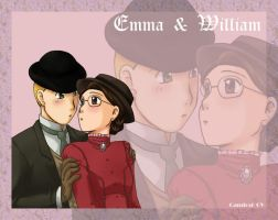 request :natale: WilliamEmma by camlost