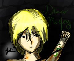 Draco's Mark by justjuli11