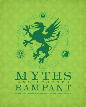 Myths and legends Rampant