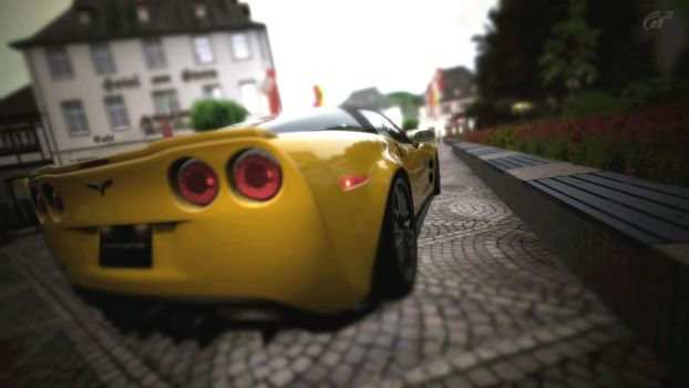 gt5 zr1 4 by NguyenDynasty