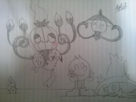 The Litwick Family - VICTORY! by NateReevs2002