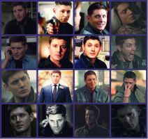 Dean Expressions. by holster262