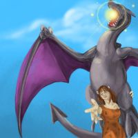 PR Quest 20 - Rescue the Cave Girl by Giggles-the-Panda