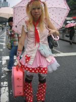 Harajuku Girl 5 by BellKatie