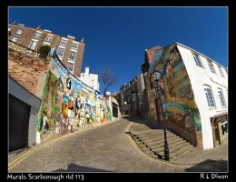 Murals Scarborough rld 113 by richardldixon
