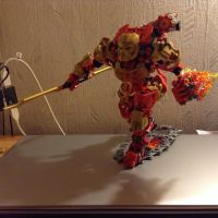 Tahu plus PoF ''combo'' by MrBoltTron