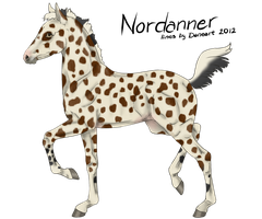 #3360  Deo Gloria - Foal design by SnowStorm-Stable
